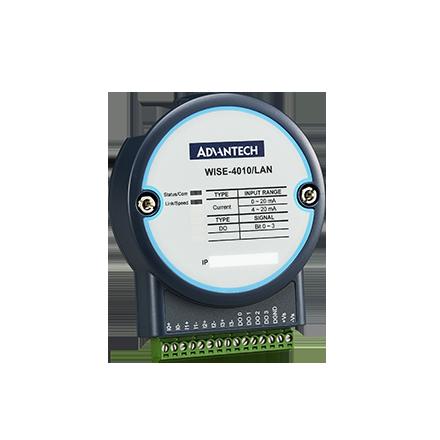 4-channel Current Input 4-channel Digital Output IoT Ethernet I/O Module